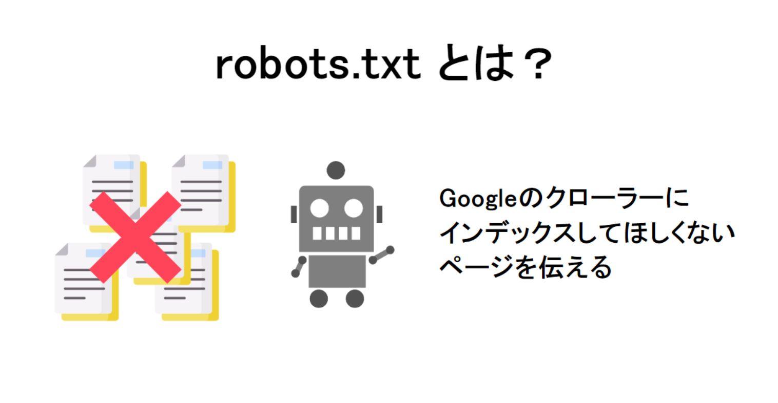 robots.txtとは