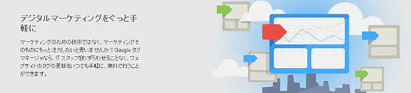 Googleタグマネージャ 初期設定の手順、使い方まとめ