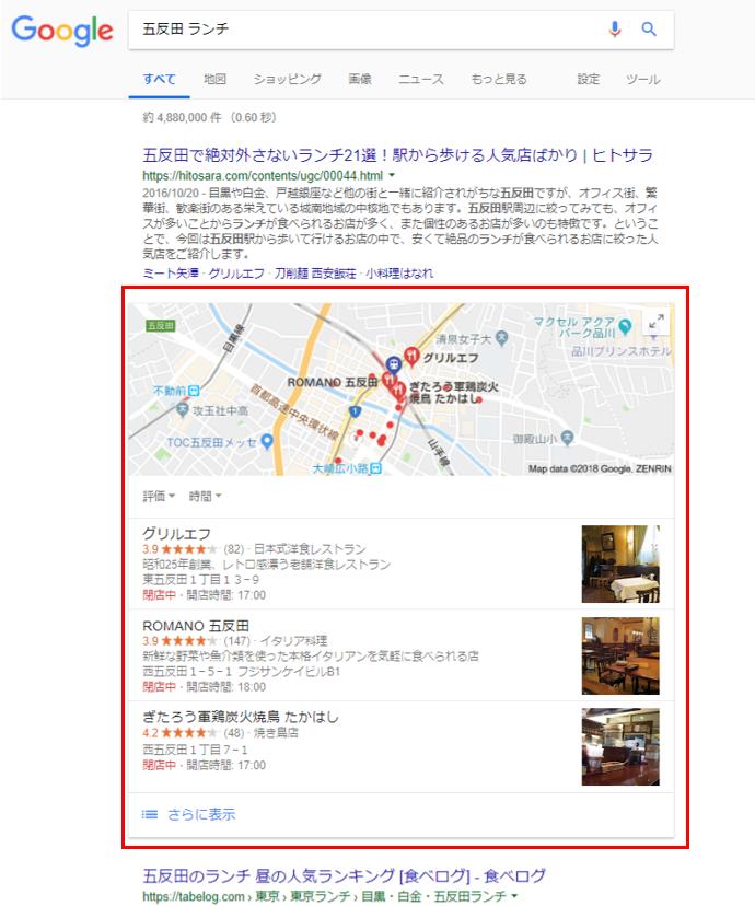 MEOとは?SEOへの影響とGoogleマイビジネスの設定の紹介