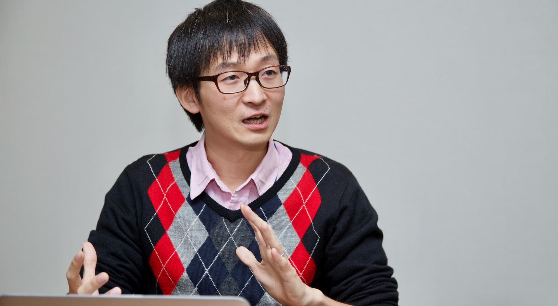 経営直下のSEO改善プロジェクトでチームリーダーを担った村山宗栄氏。