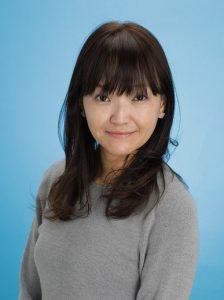 井田 久美子(いだ くみこ)