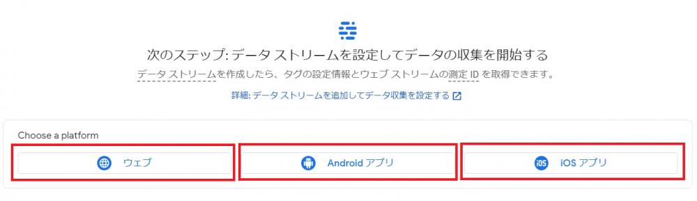 googleアナリティクス4